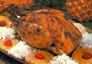 bake chicken in the oven