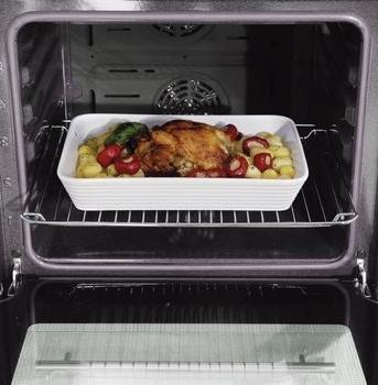 how to bake chicken with apples in the oven