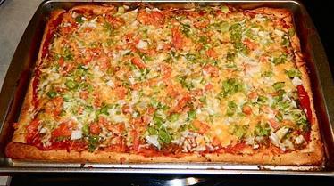 Рецепт пиццы в домашних условиях вкусной