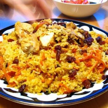How to cook pilau