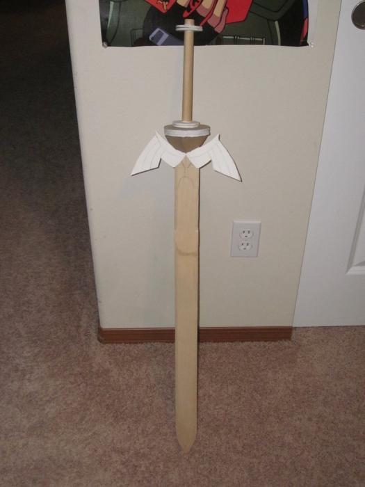 Своими руками меч джедая
