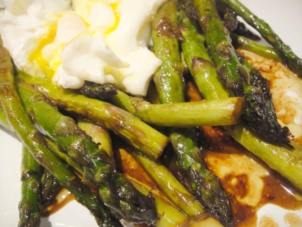 Green Asparagus Recipe