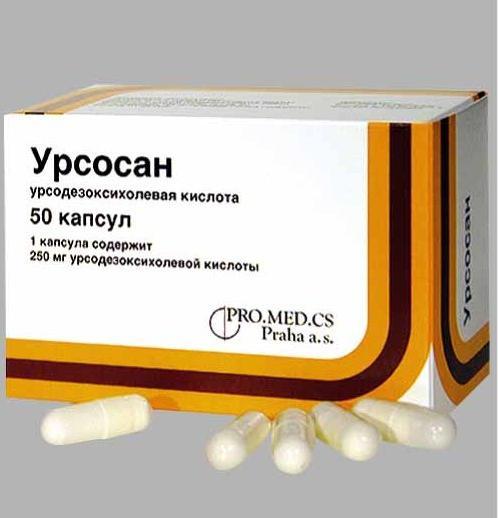 лекарство урсосан инструкция цена - фото 10