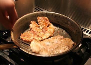 рецепт приготовления мяса эскалоп