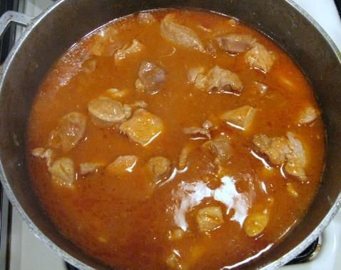 Подлива из свинины рецепт с фото пошагово