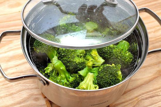 Как варить брокколи с фото