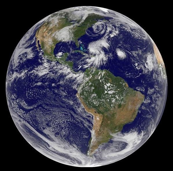 Earth orbit radius