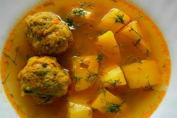рецепт супа из баранины бозбаш