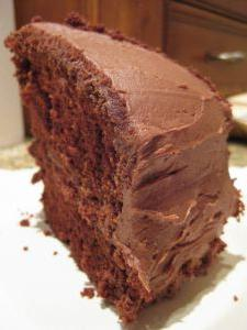 how to make a cake at home