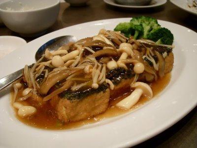 very tasty dish