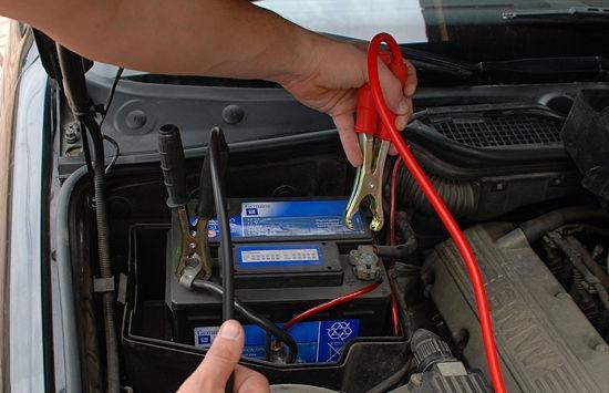 Как зарядить аккумулятор дома