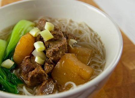 beef soup recipe