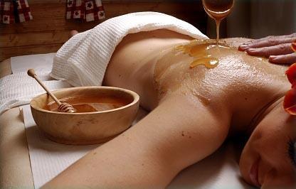 honey massage contraindications