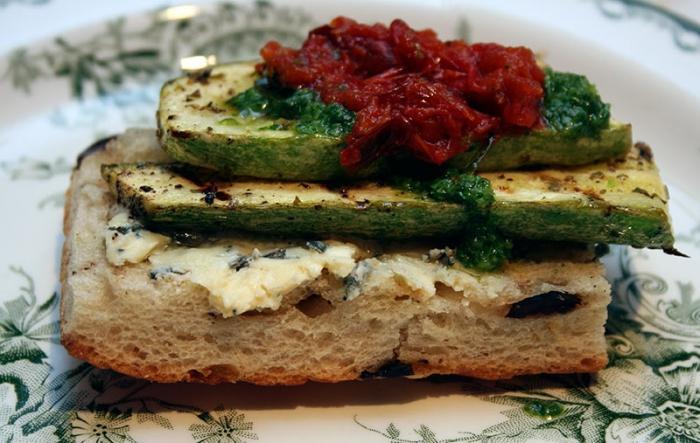 рецепты бутербродов в микроволновке