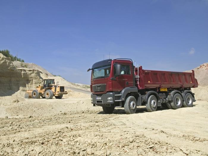МАН грузовики