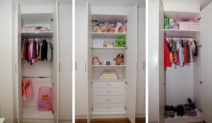 Как в нише сделать шкаф своими руками