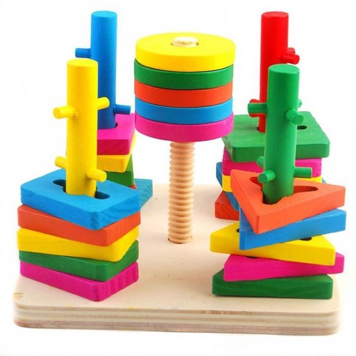 Развивающие игры для детей от 2 лет своими руками