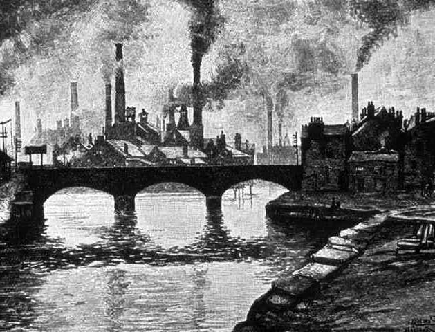 industrial revolution is