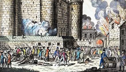 English bourgeois revolution of the 17th century