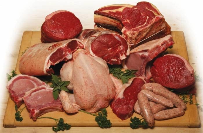 мясо со знаком еас