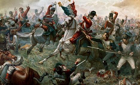 Битва При Ватерлоо Кратко