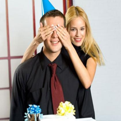 how to originally congratulate her husband on his birthday