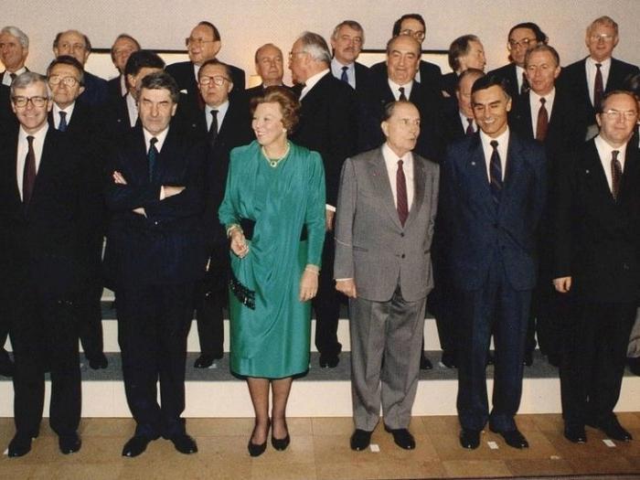 Маастрихтский Договор Основные Положения