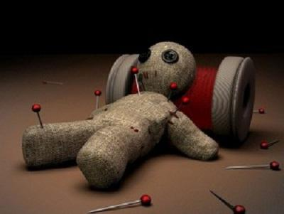 кукла вуду фото