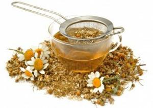 chamomile decoction for hair