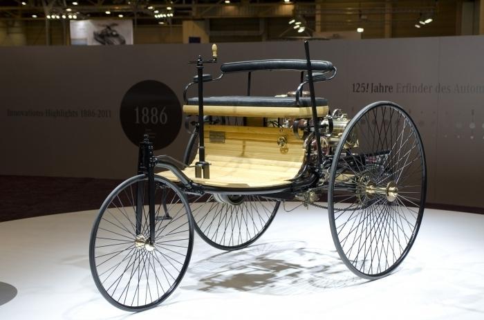Кто создал первый автомобиль в мире