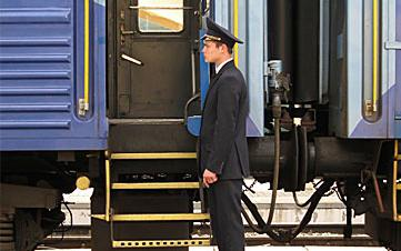 the duties of the conductor of the passenger car