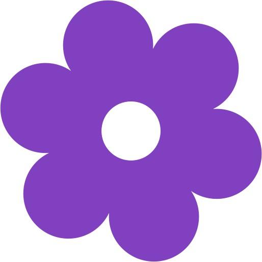 Цветок 6 лепестков