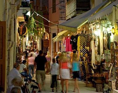 Shopping Rethymnon