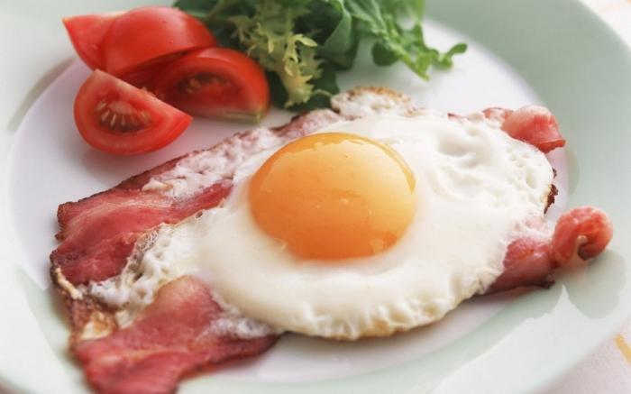 яичница правильное питание