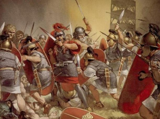 reasons for the fall of the Roman Empire