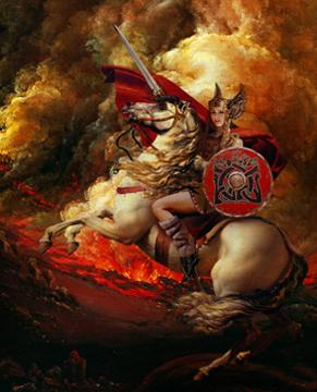 Scandinavian gods