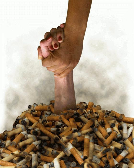 Последствия отказа от курения у женщин