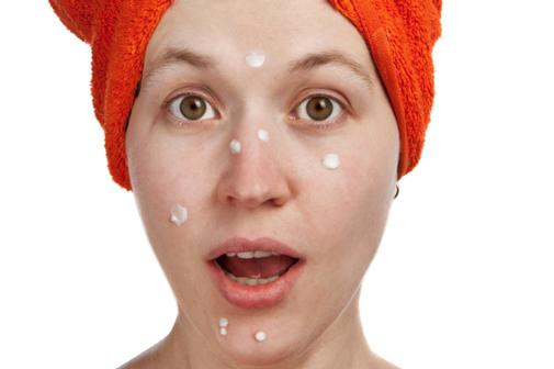 how to remove acne