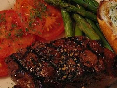 how to grill beef steak