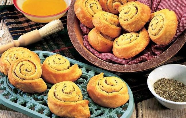 yeast dough buns