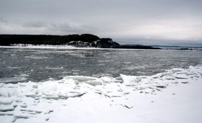 Environmental problems of the Amur River