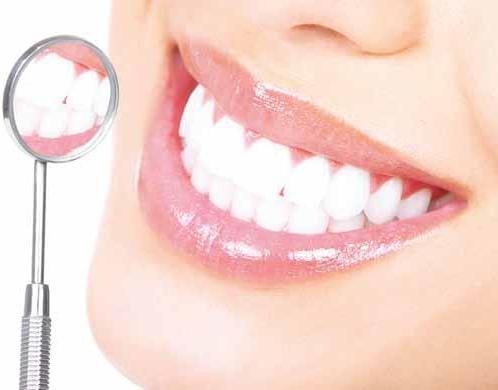 сонник зубы белые красивые у себя