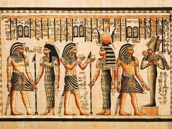 all the gods of ancient egypt