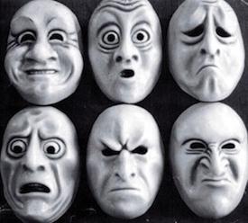 Виды эмоций как форма постижения мира