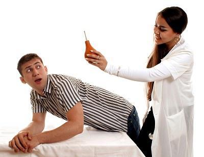 очистка кишечника от шлаков и паразитов