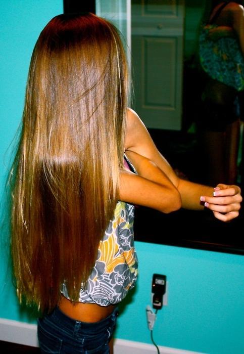 Как сделать волосы на тон светлее народными средствами