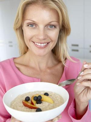 you can lose weight in oatmeal