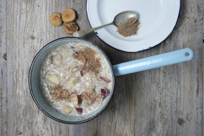 oatmeal slimming