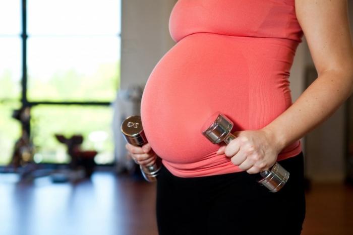 как не набрать лишнего в беременность: