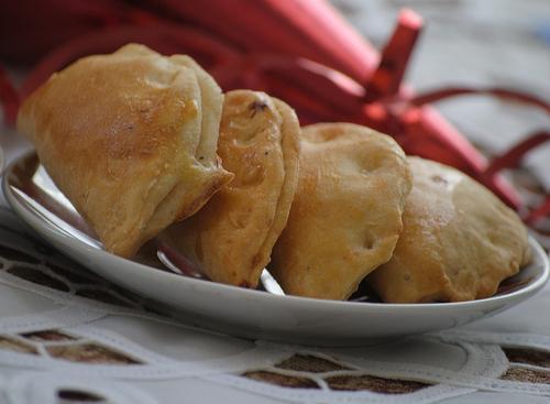 Пирожки с яйцом и картошкой рецепт 61